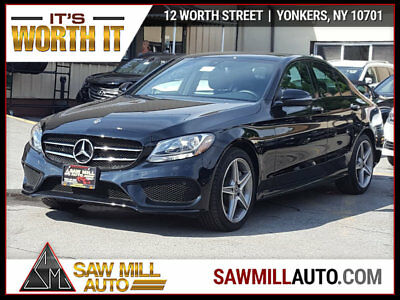 Mercedes-Benz C-Class C 300 4MATIC w/Navigation WOW  WHAT A BUY SAVE THOUSANDS!!!!