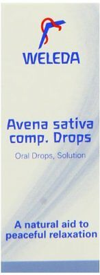 Weleda 25ml Avena Sativa Comp Drops