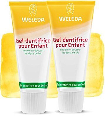 Weleda Childrens Tooth Gel 2 x 50ml