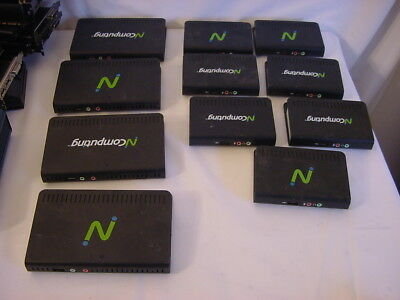 (11) Ncomputing Lot (7) M300 Virtual Desktop (3) Xd3 Access Device