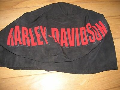 Harley Davidson Motorcycle Helmet Bag Used