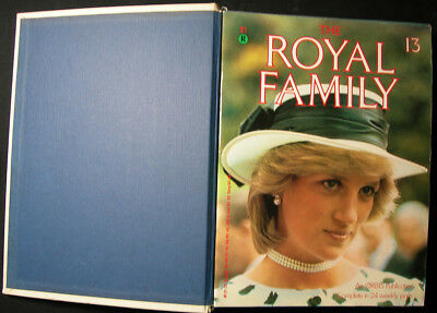 Orbis Publishing -  Royal Family Collection Vol 13 to 24. 1984 -Diana - Magazine