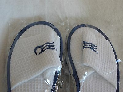 NEW Princess Cruise Line  Logo Seawitch Slippers