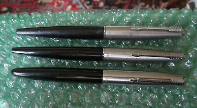 Parker 21& 45 Press Ribbed Bar to Fill Fountain Pens Parts