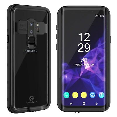 For Samsung Galaxy S9 / S9 Plus Case Life Waterproof Shockproof Dirtproof Cover