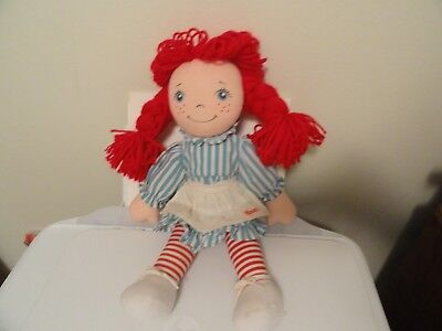 """1985 Wendy's Doll 14"""""""