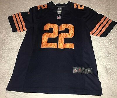 Chicago Bears  22 Matt Forte NFL Football Nike Jersey LG L Free Shipping e0e0ce5e6