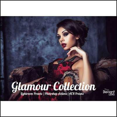 Glamour Lightroom Presets 77 Pcs Collection