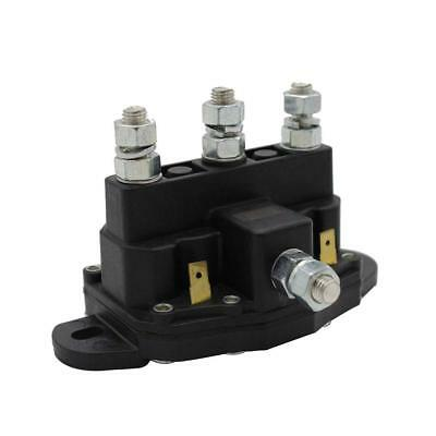 12V Electrical Winch Motor Reversing Solenoid Contactor Relay w/ 6 Terminals