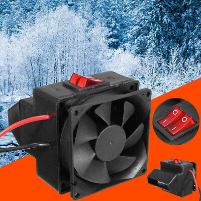 Portable 12V 300W Car Vehicle Heating Heater Hot Fan Defroster Demister