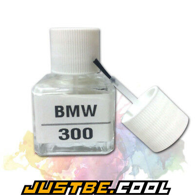 One day shipment For BMW ALPINE WHITE III 3 300 PAINT TOUCH UP 20ML CAR REPAIR