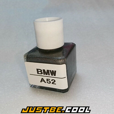 One day shipment For BMW A52 Space Gray Metal PAINT TOUCH UP 20ML CAR REPAIR