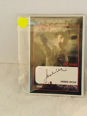 The Walking Dead (AMC TV Series) Character Trading Cards