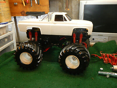 Rc Car Body Accessories For Tamiya Blackfoot Lunchbox Clod Buster Cr10 Toyota