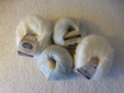 Vera Moda  2 Balls Geisha Yarn And 2 Balls Giselle Yarn