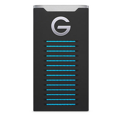 Brand New Sealed - G-Technology G-Drive Mobile Ssd R-Series 2Tb - Bids From $1