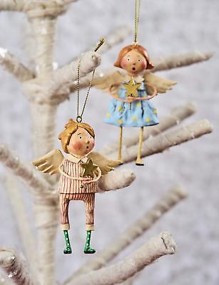 Lori Mitchell™ - Babes in Toyland Angel Ornaments - Christmas Religious 11114