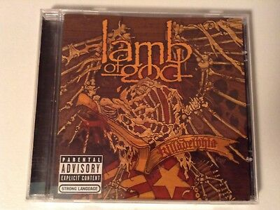 Lamb Of God - Killadelphia [PA] (CD, Dec-2005, Epic)