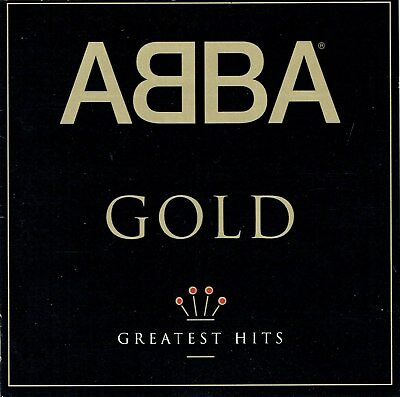(CD) ABBA - Gold - Greatest Hits - I Have A Dream, Chiquitita, Dancing Queen