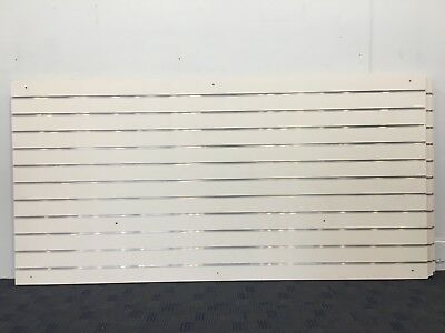 Slat Wall 2400mm X 1210mm