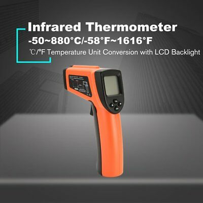 DT8011H Digital Handheld LCD Infrared Thermometer Temperature Gun Non Contact