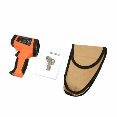 DT600 Laser LCD Digital IR Infrared Thermometer Temperature Gun Thermometer