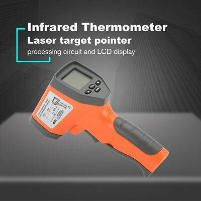 DT750 Laser LCD Digital IR Infrared Thermometer Temperature Gun Thermometer