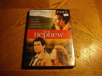 the nephew pierce brosnan sealed dvd oop rare