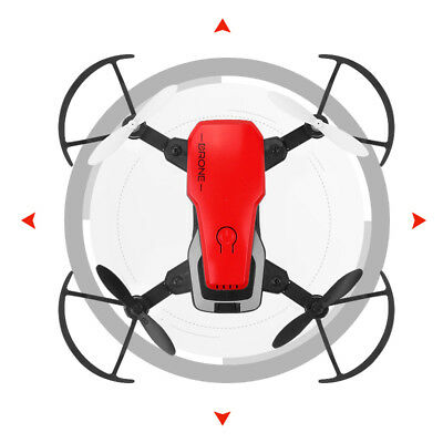 8810 RC Quadcopter 2.4GHz 4CH WiFi 6 Axis Gyro Folding Mini Drone Without Camera