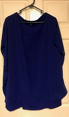 Wardrobe clean out - Quality Pre Loved Plus size womens clothing - Blouse