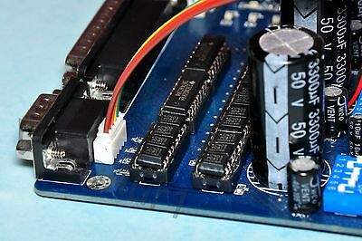 DIY CNC Limit and E-stop  5pin cable to suit TB6560 3,4,5 axis driver board