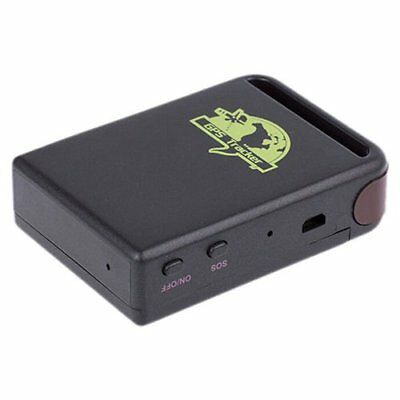 Mini Tracking Device Global Locator TK102B Vehicle Car Spy GSM/GPRS/GPS Tracker