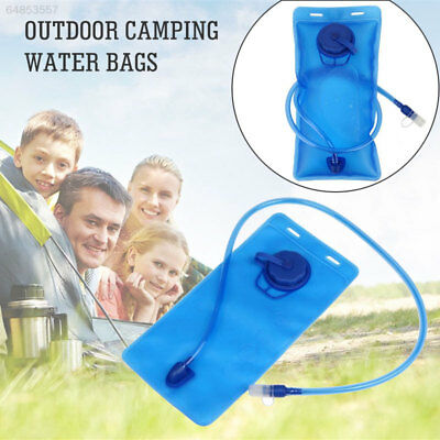 2D72 2L Water Bladder Bag Cycling Cooling Polyester 5 Color Water Bag Backpack