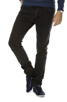 Mens Ex- Lee Luke Dark Trace Slim Tapered Fit Jeans RRP £90 (Seconds)  L194