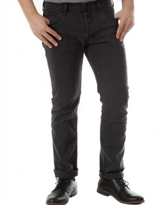 Mens Ex Lee Powell Dark Trace Slim Tapered Fit Jeans RRP £90 (Seconds)  L195