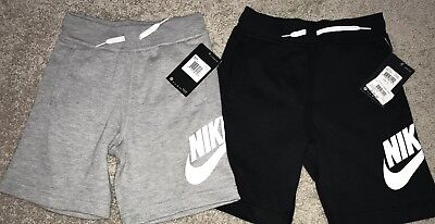 2 Boys Nike Shorts Size 6. Brand New With Tags Rrp $34.99each