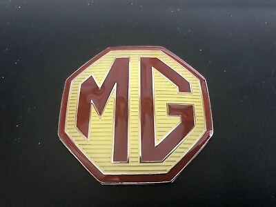 MG ZR ZS ZT ZTT Front overlay badge, ZR rear badge mk1 new