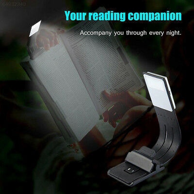 Portable Flexible Folding LED Clip On Reading Book Light For Reader Ipad Kindle