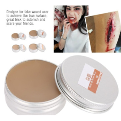 Skin Makeup Wax Stage Styling Tool Facial Body Painting Nose  Modeling