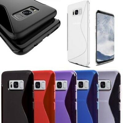 Case for Samsung Galaxy Case TPU Silicone Cover Pouch Case