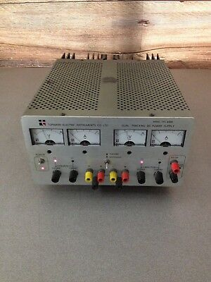 Topward Electric TPS-4000 DUAL Tracking DC Power Supply