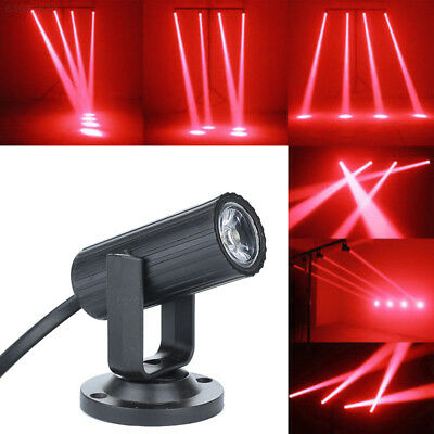 Mini LED Stage Light DJ Club Pub Disco Party Effect Stage Lighting -Projector