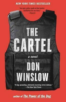 The Cartel by Don Winslow (Paperback / softback, 2016) #1054