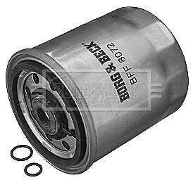 Borg /& Beck Fuel Filter BFF8012 5 YEAR WARRANTY GENUINE BRAND NEW