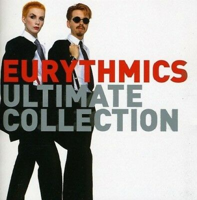 Eurythmics - Ultimate Collection Best Of / Greatest Hits CD Neu & OVP