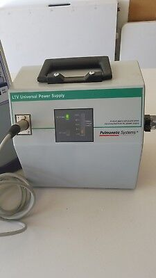 Pulmonetic Systems LTV Universal Power Supply  FREE SHIPPING !!  12 available