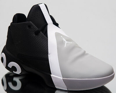 new arrival 18afd a81bc JORDAN ULTRA FLY 3 Basketball Shoes Black White Smoke Grey Sneakers  AR0044-001
