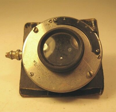 Antique Wollensak Camera Shutter / Lens (AS IS)