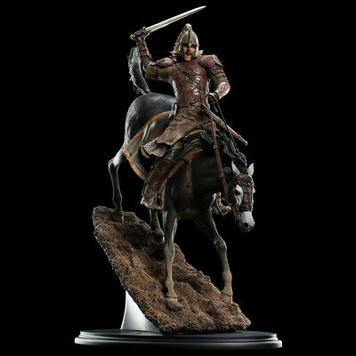 WETA Lord of the Rings Eomer on Firefoot Statue Figure NEW SEALED