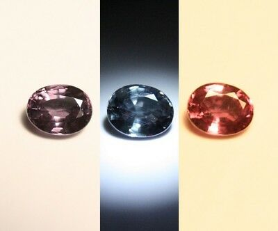 0.55ct Bekily Blue Colour Change Garnet - Worlds Rarest Garnet